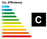 C02-Efficiency Class C